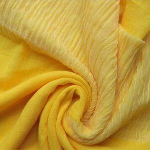 Premium Lawn Hijab Yellow
