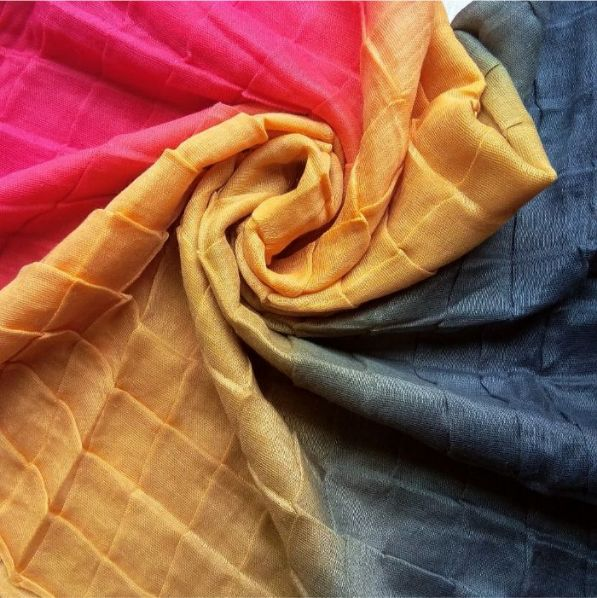 Tie & Dye Lawn Hijab Dandelion