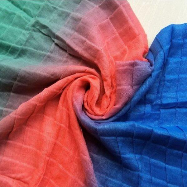 Tie & Dye Lawn Hijab Shooting Star