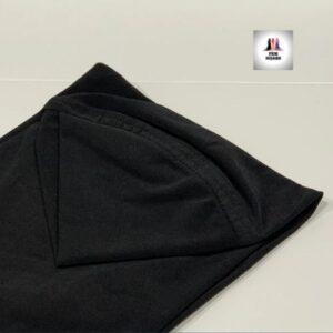 Medium Lycra Al Amira Hijab Black