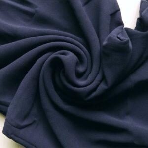Square Hijab Dark Blue