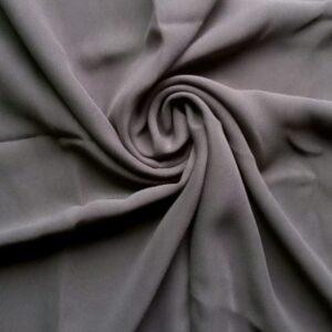 Square Hijab Dark Grey