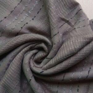 Doriah Premium Lawn Hijab Grey