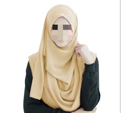 Double Loop Ready to wear Hijab