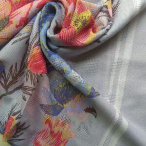Lawn Hijab Summer Delights Lavender