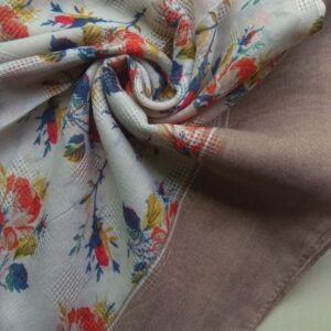 Lawn Hijab Summer Delights Stone