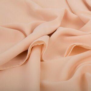 Premium Georgette Hijab Pale Peach