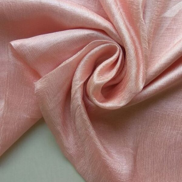 Shimmer Silk Scarf Pearl Pink